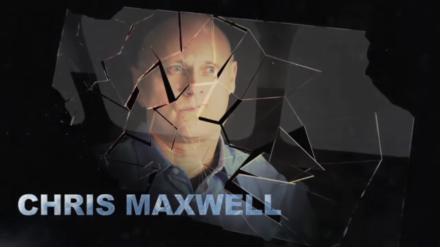"Chris Maxwell – ""Shattered"