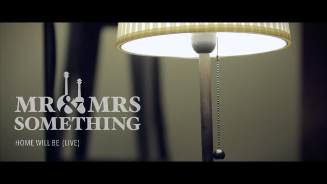 Mr & Mrs Something –