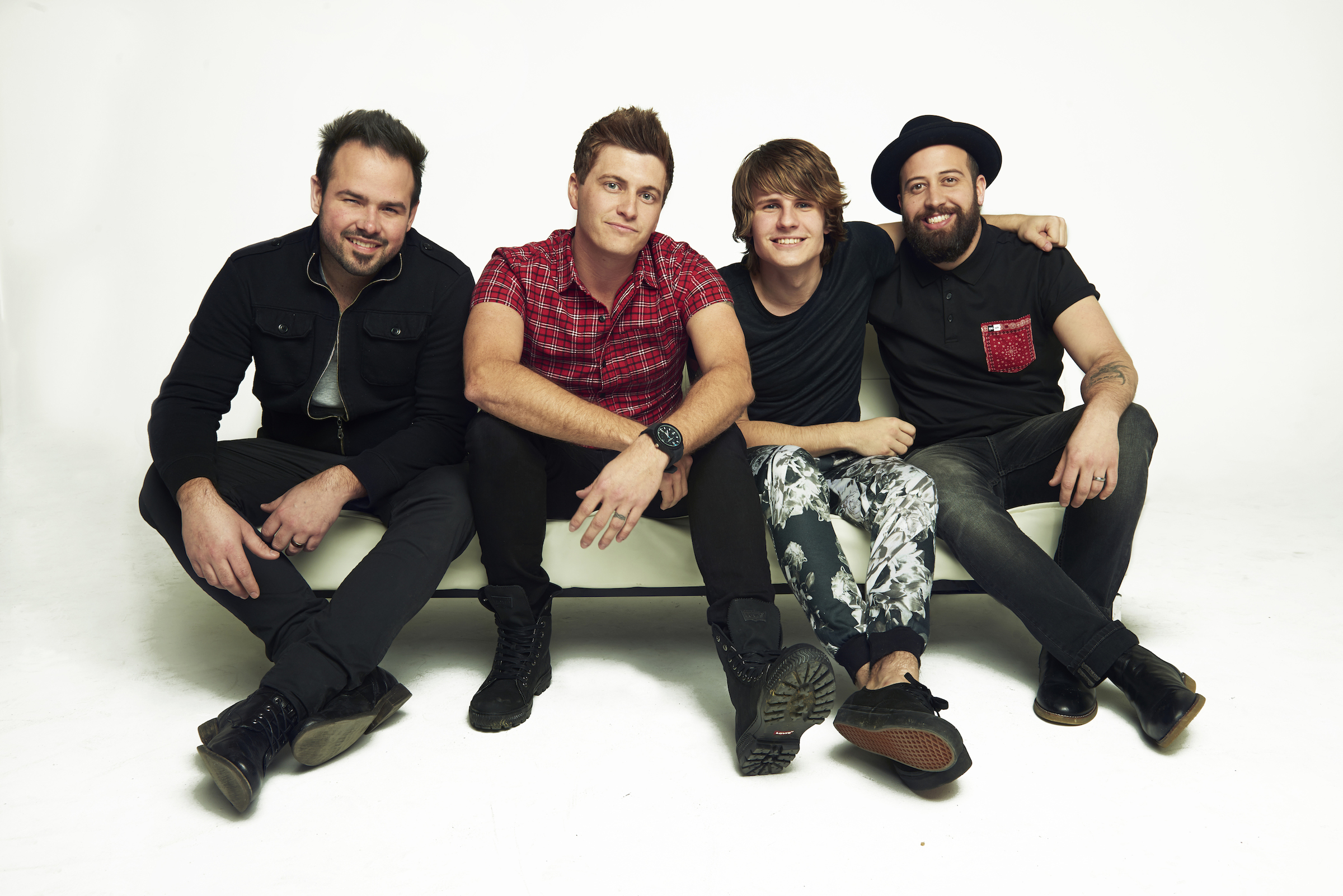AUDIO ADRENALINE'S 'SOUND OF THE SAINTS' IMPACTING RADIO AS BAND TAKES ROCK & WORSHIP ROADSHOW STAGE