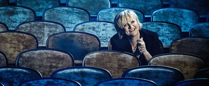 BOX OFFICE HIT 'CHONDA PIERCE: LAUGHING IN THE DARK' COMES HOME TO DVD APRIL 5