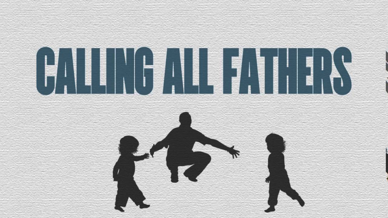 """Todd Smith — """"Calling All Fathers"""