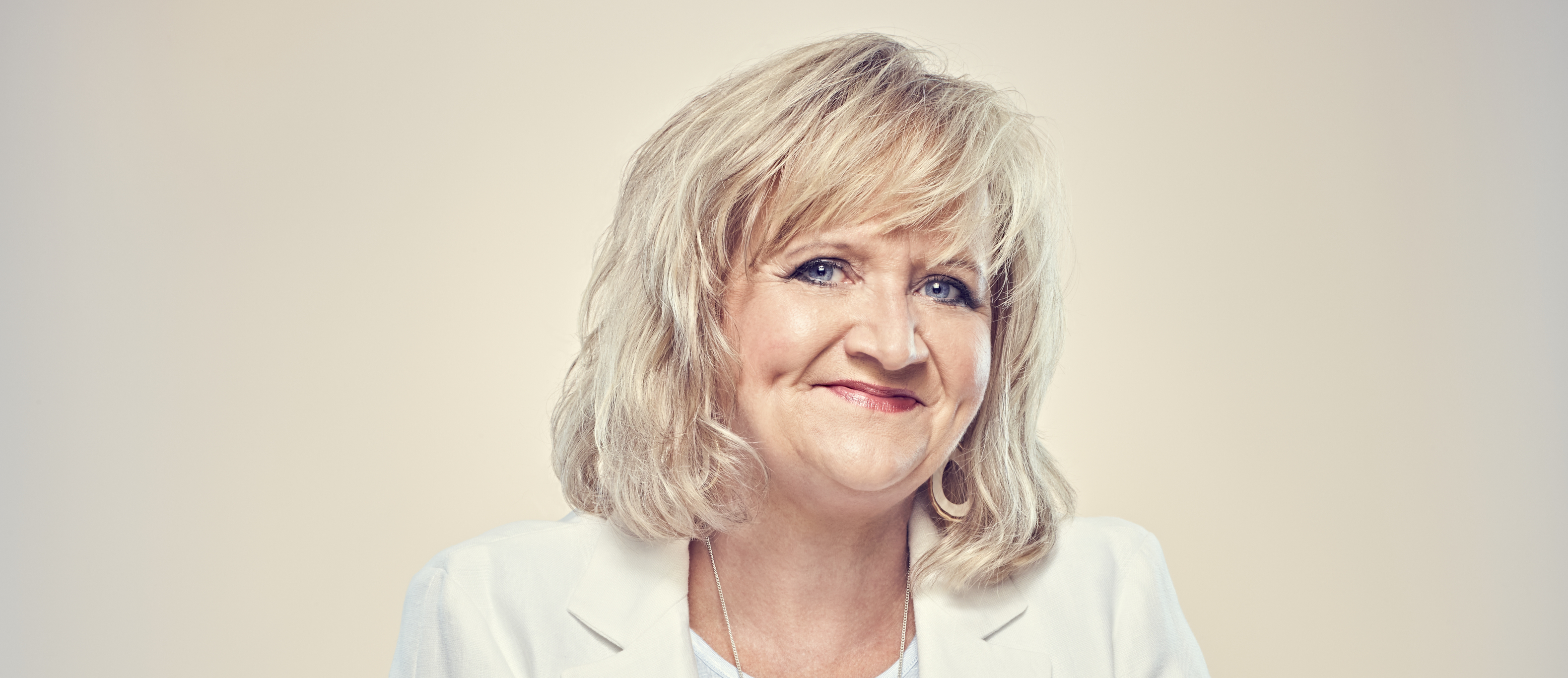 CHONDA PIERCE IS 'GETTING BACK TO FUNNY' THIS FALL