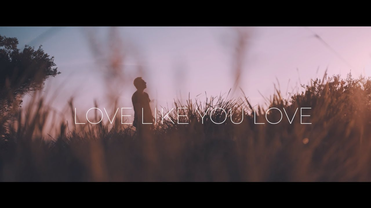 "Curt Anderson – ""Love Like You Love"""