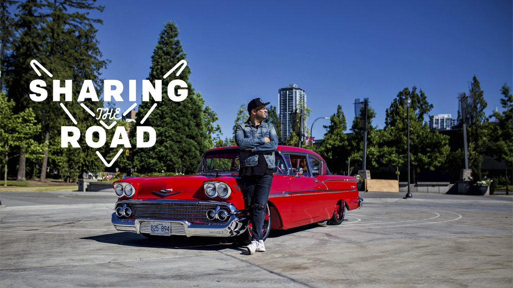 'SHARING THE ROAD' DRIVES UNFORGETTABLE CONVERSATIONS