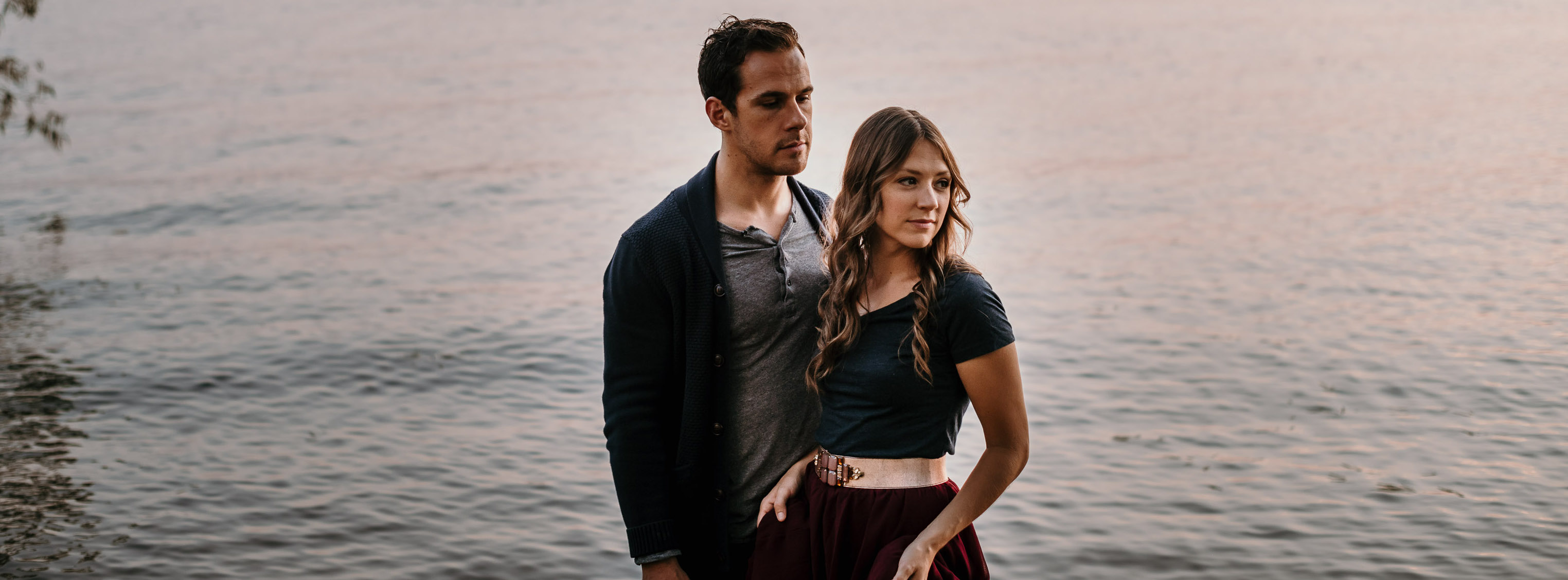 JENNY & TYLER EXPLORE JUSTICE, LOVE AND BEAUTY WITH 'THERE WILL BE A SONG' OCTOBER 12