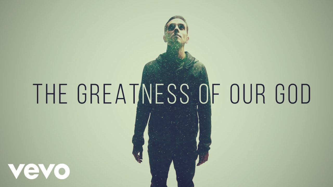 "Newsboys United – ""Greatness Of Our God"" lyric video"