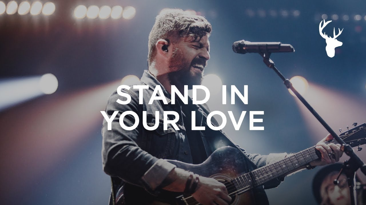 "Josh Baldwin – ""Stand In Your Love"""