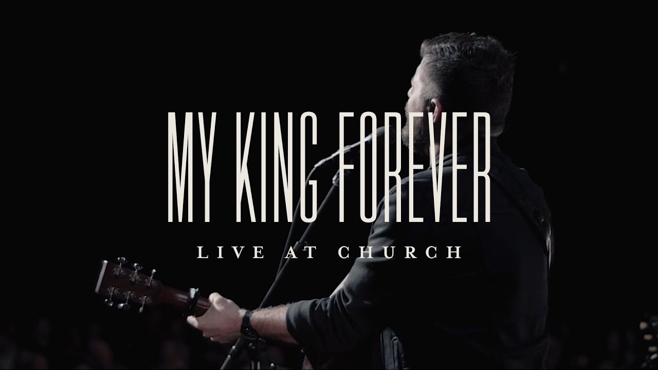 "Josh Baldwin – ""My King Forever"""