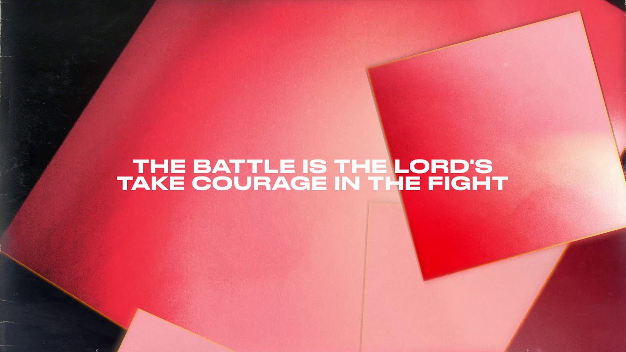 """Rebecca St. James – """"Battle Is The Lord's"""" (Official Lyric Video)"""