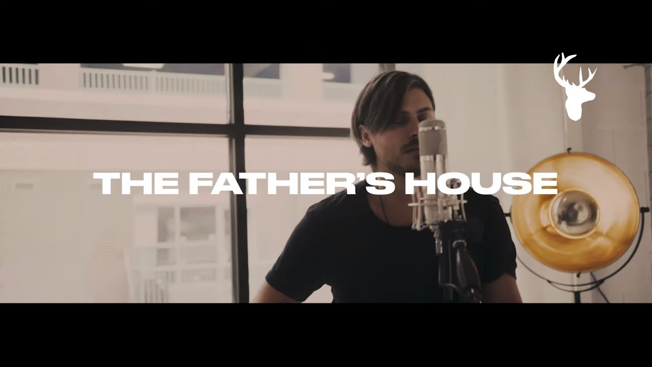 """Cory Asbury – """"The Father's House"""" (acoustic)"""